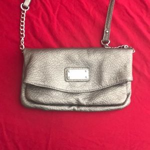 Nine West shoulder/wristlet